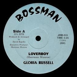 GRussell Loverboy
